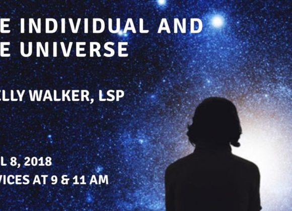 The Individual and The Universe
