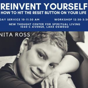 Reinvent Yourself: How to Hit the Reset Button on Your LIfe
