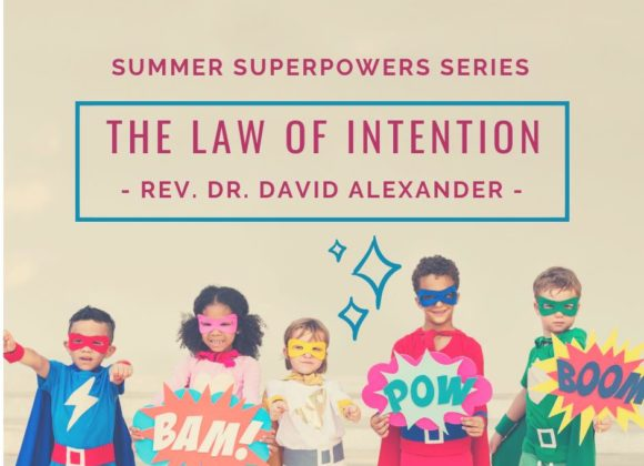 The Law of Intention