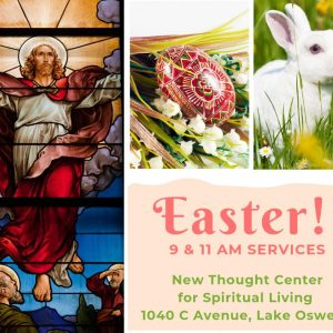 Easter Sunday: And Now I Rise