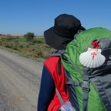 Apr 13: Walking by Faith – Lessons Learned on the Camino