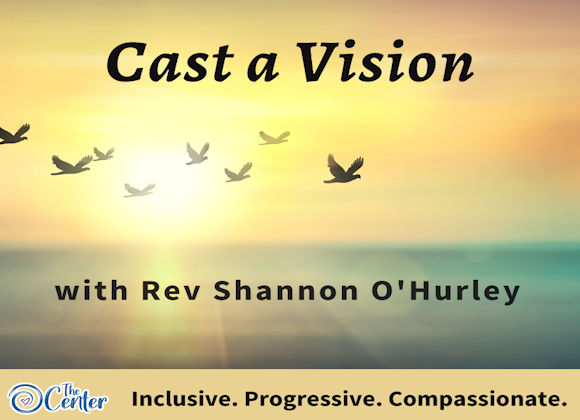 Casting A Vision (Just the Talk)