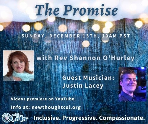 The Promise (Just the Talk)
