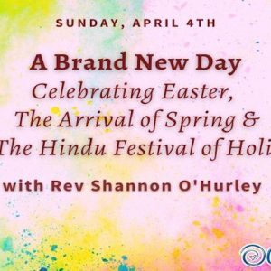 A Brand New Day: Celebrating Easter